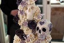 Gâteau de mariage, Mini & Pops... ...  / Un wedding  cake quelle mariée n'en rêve pas!!! / by Caroline
