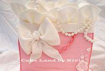 Gâteaux  occasions spéciales...  ...  / Des gâteaux d'anniversaires,  d'occasions spéciales plus beaux les uns que les autres... ...  / by Caroline