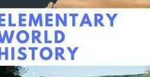 Elementary World History / Resources for elementary level (K-5) World History