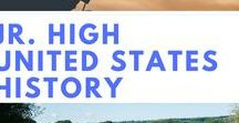 Jr. High United States History / United States History resources for grades 6 - 8