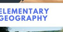 Elementary Geography / Geography resources for K-5