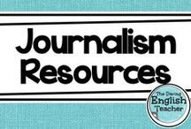 Journalism Teaching Resources / This board is for all things journalism. For every paid TpT resource, please post at least 1 non product pin. Please follow these rules.