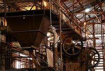 Factory atmosphere