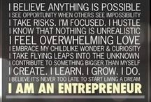 Entrepreneur OR bust / by TOP Consulting