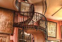 ESCADAS stairs ladder / Staircase / by EstherAmbrosenCanha Eambrosencanha