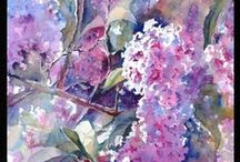 Watercolor Art / Posts of Watercolor Painting