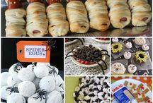 Halloween / Halloween diys and food