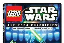 Yoda Chronicles / Great Animated Star Wars spin off!