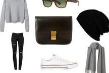 Outfit ideas / Outfit ideas. Propuestas de estilismos sobre cómo combinar las últimas tendencias de moda.