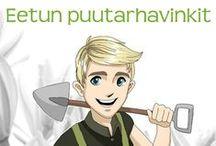 Puutarhavinkit - eKukka.fi / Eetu on poiminut mukavia puutarhaideoita tähän tauluun. ekukka.fi - Kukkien koti