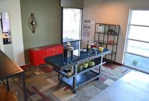 Carbon Footprint Lab Furniture / Custom furniture that is designed and hand crafted in Phoenix Arizona.