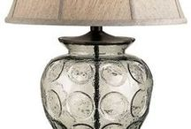 Coastal Decor Lamps / Beautiful coastal lamps to set the mood of your home!