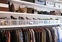 dressing / garde-robe vêtements clothes chaussures shoes