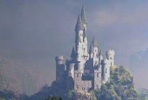 Castles & Landmarks