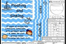 Floating and Sinking - Science