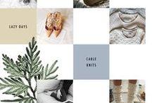 Plants and design / Diagramación