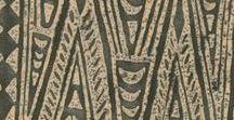 Ikats and ethnic prints