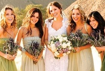 BRIDE (Wedding Dress, Bridesmaid Dresses, Accessories, Flowers) / Inspiration for any Bride...