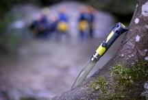 Outdoor n°8 / Les couteaux multi-fonctions Opinel sont les compagnons idéaux de toutes vos activités : randonnées, pique-niques, alpinisme, treks, spéléo, nautisme...