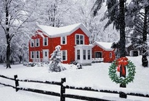 Red & White Cottage
