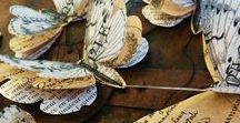 Craft: Paper craft / Fun and creative things to do with paper
