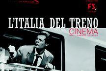"""L'Italia del Treno - Cinema / """"Il Cinema è il più bel trenino elettrico che sia mai stato inventato"""". Orson Welles (1941)"""