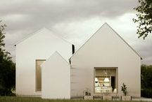 architectura / minimalist and functional