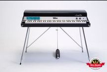 1972 Fender Rhodes - Retro Rentals / The perfect rendition of a 1972 Fender Rhodes stage piano with a wonderful option – having a well-crafted Stewart Preamp with active treble / bass boost plus filter controls, or the original factory stage controls – you decide. The tone of this '72 is the epitome of an early Fender Rhodes, and you'll instantly fall in love.
