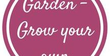 Garden: Grow your own / Advice on greenhouses, allotments and how to grow your own fruit and vegetables.