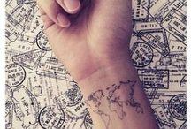 Tatuaggi / I nostri sogni,la nostra nuova casa❤️