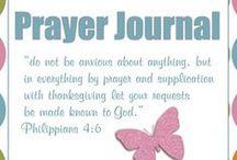 OUR PINTEREST FACE PRAYER JOURNAL