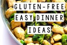 Gluten-Free Recipes / by Nancy Taylor, MS, RD, CLT