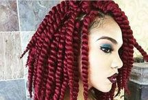 Braids Hairstyles / Womens braids hairstyles including braids for short hair, braids for medium hair, braids for long hair and braids inspiration.