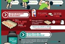 Infographies / by H U                  Y