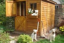 Cedarshed Gardening Sheds / Our Gardener Shed kits are a complete home for all of your landscaping and backyard needs. They come in 7 sizes, include a Dutch Door, decorative shutters and a wooden planter box. Visit us: http://www.cedarshed.com/01-sheds-small-shed-kit.html