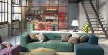 Dicas de decoração e arquitetura / Imagens de ambientes inspiradores