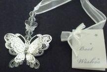 Bridal Charms & Keepsakes / Horseshoes, Garters & Keepsakes