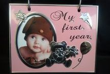 Baby, Children & Christening Range / Gorgeous photo albums, Christening & Naming Day Guest Books & Baby Gift ware