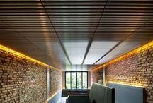 MATERIALS public interior
