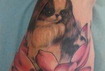 Color Tattoos / Color ink tattoos. Memento Tattoo, Oslo.