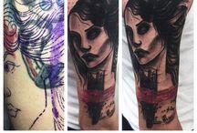 Q / Tattoo