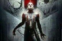 Horror/Terror/Sci-fi