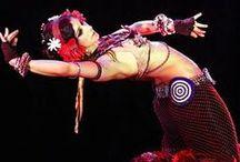 Danza del ventre, Belly Dance / Danza orientale praticata da Chiara Messina presso B.move di Barucco Katia