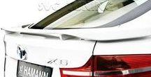 Каталог тюнинга BMW / Большой профессиональный интернет каталог автозапчастей аксессуаров деталей и комплектов внешнего и внутреннего обвеса и дооснащения автомобилей BMW на сайте онлайн магазина SVG Tuning