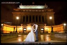 Our Real Weddings / Enjoy this collection of wedding ceremony and reception photographs and videos of those who have chosen to host their special day at the historic Soldiers & Sailors Memorial Hall & Museum in Pittsburgh, PA.
