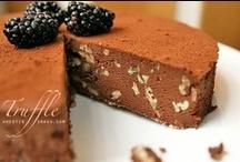 Czekoladowe przysmaki/Chocolate tidbits / Ulubiony przysmak dobry na wszystkie smutki :-)
