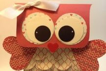 Owl obsession / by Lori Aulfinger