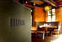 Burrata Restaurant, Old Biscuit Mill / Burrata was designed by Inhouse Brand Architects inhouse.ws and received an international award