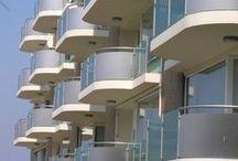 Zandvoort, VvE complex / Renovatie, uitgevoerd in bewoonde toestand.