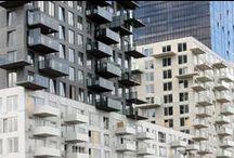 Spijkenisse, De vier werelden / Nieuwbouw, verankering van balkons